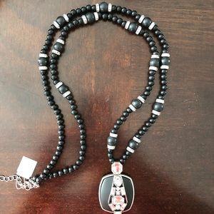 New Art Deco necklace